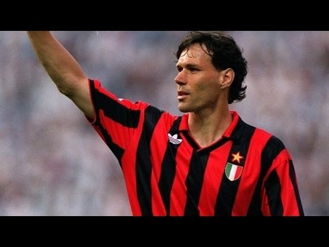 Marco Van Basten-Top 10 Goals