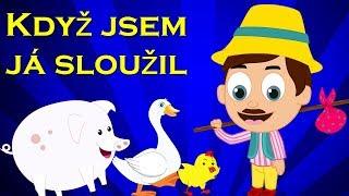 Video Když jsem já sloužil  - Písničky pro děti a nejmenší MP3, 3GP, MP4, WEBM, AVI, FLV Januari 2019