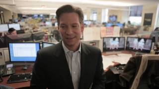 """NBC's Richard Engel filled in as anchor on """"Andrea Mitchell Reports."""" It was his first time anchoring and he talks about the..."""