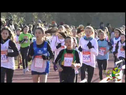 Cross NAcional Hiru Herri 2012  Infantil Femenino