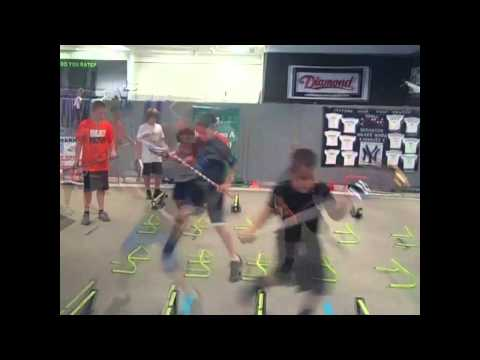 Liverpool Lacrosse 3-4  Nike SPARQ Training
