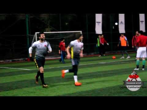 Çağdaş Cumhuriyet Spor - Gazili Aslanlar  Çağdaş Cumhuriyet Spor - Gazili Aslanlar Maçın Golü