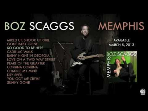 Boz Scaggs - MEMPHIS - Album Pre-View online metal music video by BOZ SCAGGS