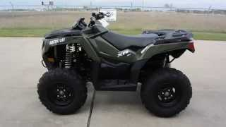 8. $6,699:  SALE 2015 Arctic Cat  XR 500 4X4 Green Overview and Review