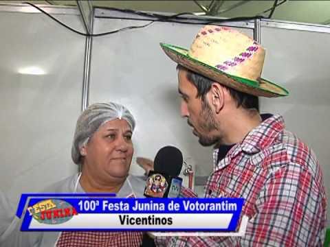 100ª Festa Junina de Votorantim - Vicentinos