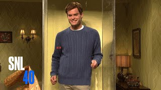 Video Cut For Time: Alan (Bill Hader) - SNL MP3, 3GP, MP4, WEBM, AVI, FLV September 2018