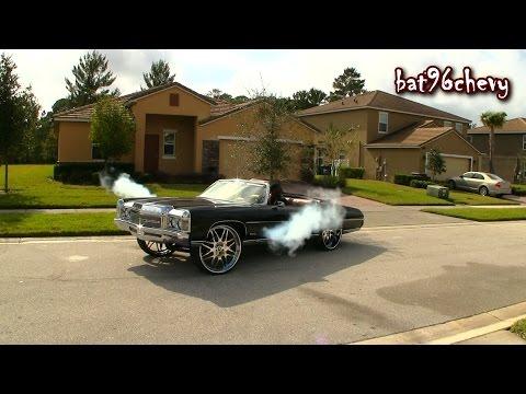 Z06 Donk @ FL Classic 2014, NEW Turbo'd LS Motor, BURNOUTS @ 50 MPH - HD
