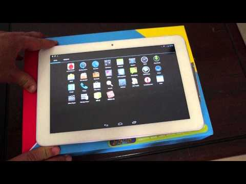 Caszh T10 Tablet PC with Phone calling, GPS, 3g WCDMA In-depth review