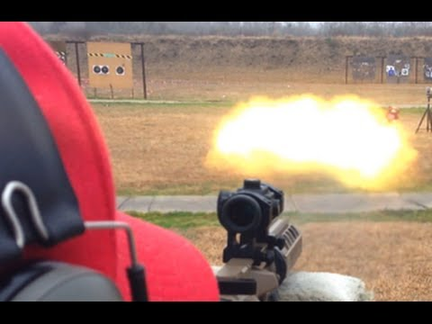 DB-15 muzzleflash SUPER NINJA SLO MO
