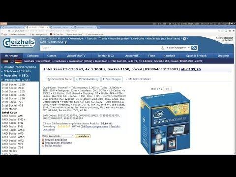 Welchen PC kaufen ? | Bauvorschläge für jeden Zweck | Kaufberatung | Mai 2014