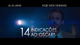 Não perca a chance de ver hoje o filme líder de indicações ao Oscar 2017. La La Land - Cantando Estações está em cartaz nos cinemas.
