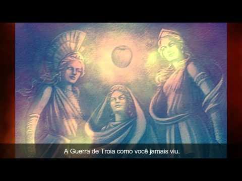 Book trailer do livro O Mistério de Troia, de João Pedro Rorizz
