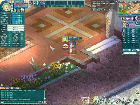 Angels Online Gameplay Part 5