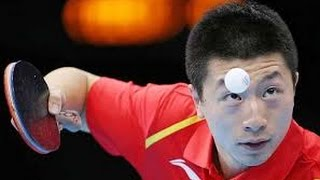 Ma Long vs Fang Bo 2016 China Warm Up Matches for Olympics