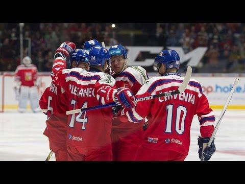 Video : Hokejisté Česka deklasovali Švédy  7:1