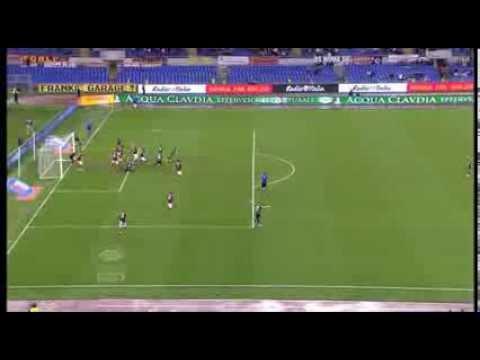Roma-Sassuolo 1-1 Highlights 2013/14