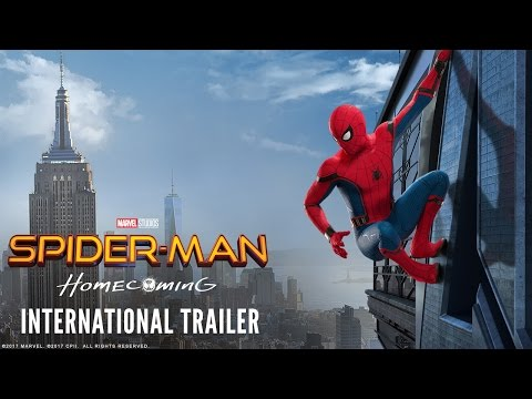 Spider-Man: Homecoming - International Trailer #2?>