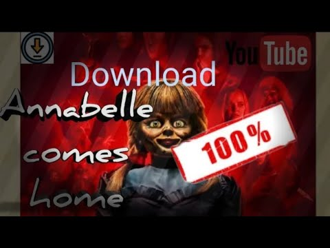 "How to DOWNLOAD ""Annabelle comes home"" 