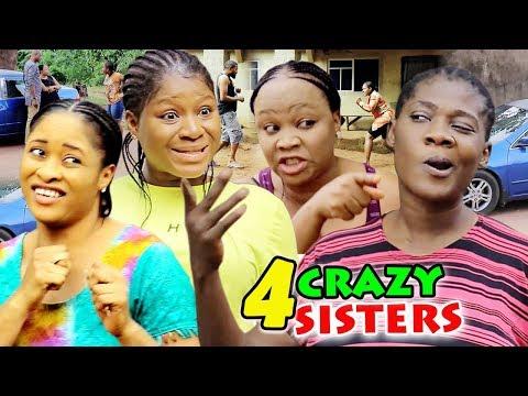 4 Crazy Sisters 3&4 - Mercy Johnson / Destiny Etiko 2019 New Nigerian Movie
