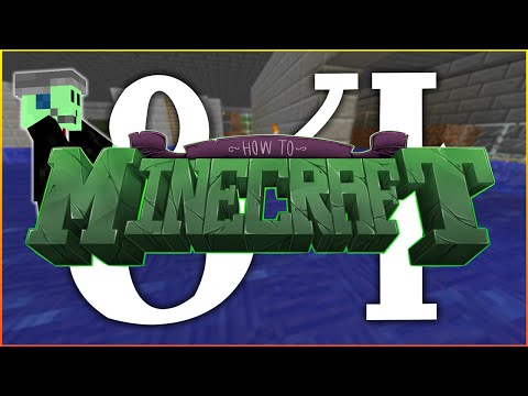 """How To Minecraft SMP : """"LogDotFloodedHouse"""" : Episode 84"""