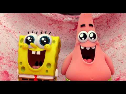 SpongeBob - Fuori dall'acqua: scena del film in italiano