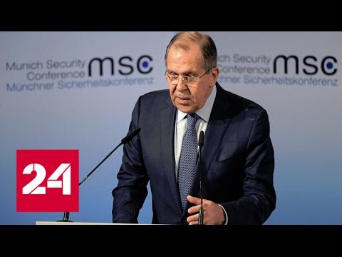 Лавров: Россия не отменит санкции против ЕС до выполнения Минских соглашений - DomaVideo.Ru