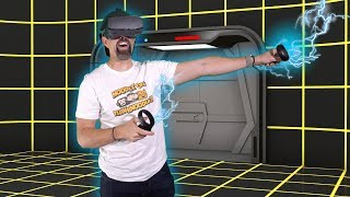 UNBOXING MY BRAND NEW OCULUS RIFT S + VR GAMEPLAY!!