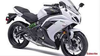 6. The Launch Kawasaki Ninja 650 Specs