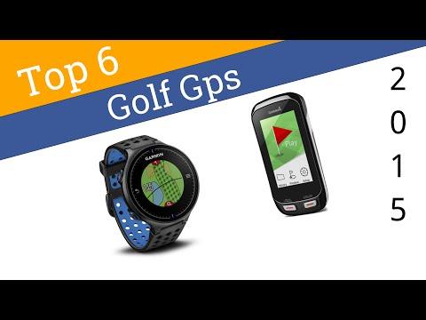 6 Best Golf GPS 2015