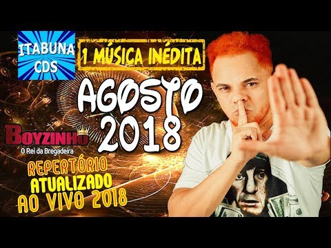 Video BOYZINHO O REI DA BREGADEIRA - CD AGOSTO 2018 - REPERTÓRIO AGOSTO 2018 (AO VIVO EM IGRAPIÚNA) download in MP3, 3GP, MP4, WEBM, AVI, FLV January 2017