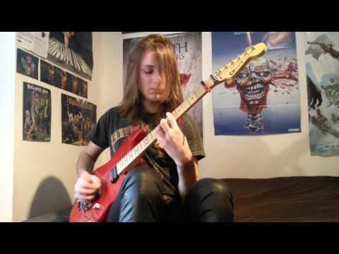 Edguy - Love Tyger (Cover) (видео)