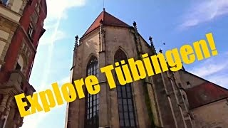 Tubingen Germany  City pictures : See Germany - Episode 73: Touring Tübingen