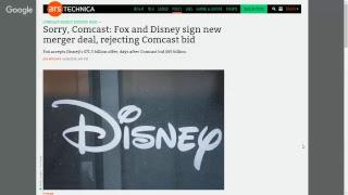 Video The End is Here. Disney Buys Fox! MP3, 3GP, MP4, WEBM, AVI, FLV Juni 2018