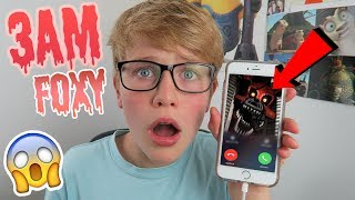 ► CALLING *FOXY AT 3AM* SO SO SCARY!► THE START OF THE SUMMER VLOGS! ► BUSINESS ENQUIRES! - domlawrence@outlook.comThanks for watching, and have a great day! :) - DomVlogs► OMG! NEVER CALL MINIONS AT 3AM! SO SO SCARY!!► If you enjoyed the video everyone, please SMASH the thumbs up button, COMMENT what you liked about the video and have an AWESOME day! See you later lads!► Social Medias - Twitter - https://twitter.com/dom_vlogs- Instagram - https://www.instagram.com/domvlogs/?hl=en- Snapchat - therealdomvlogsTHIS WAS CRAZY!! I am NEVER WALKING THROUGH A HAUNTED FOREST AT 3AM! This honestly made my heart race, it still does! What do you guys want to see next? Siri? 666? Comment your ideas below! :DROBLOX AT 3AM!! SO SCARY! JOHN DOE AND JANE DOE!!CHECK OUT MY OTHER 3AM VIDEOS!!! :O / / /► CALLING SLENDERMAN AT 3AM! *HE CAME TO MY HOUSE!!* SO SO SCARY OMG! - https://www.youtube.com/edit?o=U&video_id=cyaeIQS6DXc► OMG! NEVER CALL *MINIONS* AT 3AM! *IT CAME TO MY HOUSE!* SO SO SCARY!!  - https://www.youtube.com/edit?o=U&video_id=eWzSEJ5nHA4► NEVER TALK TO SIRI IN A HAUNTED PLAYGROUND AT 3AM! SO CREEPY OMG!  - https://www.youtube.com/edit?o=U&video_id=dMOut6uZlbo► NEVER MAKE GALLIUM SLIME AT 3AM!! *OMG THIS WAS SO SCARY!* - https://www.youtube.com/edit?o=U&video_id=emT8cV3qkQc► MAKING A COOKIE FIDGET SPINNER (ACTUALLY SPINS!) AT 3AM! *OMG SO SO SCARY!* - https://www.youtube.com/edit?o=U&video_id=RHeamT6AgTk► POSSESSED DOLL ONE MAN HIDE AND SEEK! (3AM CHALLENGE!) *SO SO SCARY OMG!* - https://www.youtube.com/edit?o=U&video_id=Zb8tF7ZpvwI► NEVER MAKE A FIDGET SPINNER OUT OF SLIME AT 3AM!! OMG SO SCARY! - https://www.youtube.com/edit?o=U&video_id=d7X8xurdnH0► CALLING MY ABANDONED HAUNTED SCHOOL AT 3AM! *OMG SO SCARY!!* - https://www.youtube.com/edit?o=U&video_id=-5ubqlaHdPI► DONT PLAY BLOODY MARY AT 3AM - *THIS IS WHY!* - https://www.youtube.com/edit?o=U&video_id=esMzNtAXjfg► DONT PLAY CHARLIE CHARLIE WITH A FIDGET SPINNER AT 3:00 AM! *SO SCARY!* - https://www.youtube.com/edit?o=U&video_id=OQr6Ddmqr74► DO NOT SPIN TWO FIDGET SPINNERS AT 3AM! SUPER CREEPY! *SCARIEST VIDEO YET!* - https://www.youtube.com/edit?o=U&video_id=pmRyIlQVXHQ► NEVER SPIN FIDGET SPINNERS AND SLIME AT 3AM! *SO SO SCARY!!!* - https://www.youtube.com/edit?o=U&video_id=kqHtpVARCDo► NEVER MAKE SLIME AT 3AM!! *EXTREMELY DANGEROUS!!!* SO CREEPY!  - https://www.youtube.com/edit?o=U&video_id=KgTqFjd4EFA► DO NOT CALL *TALKING ANGELA* AT 3AM! *SHE CAME TO MY HOUSE!!!*  - https://www.youtube.com/edit?o=U&video_id=dO0OuozAgt0fidget spinner, fidget, spinner, spin, 3am, 3am king, 3am queen, 3am video, 3, 3 morning, 3AM, 3pm, 3 o clock, 3 in the morn, 3 in the morning , fluffy slime , dont make fluffy slime at 3am , slime , SLIME , 3am slime , 3am vs slime , blindfolded slime 3am , blindfolded slime challenge, slime challenge , 3am vs slime , 3am vs floam , floam, butter slime , fishbowl slime , facemask slime , no borax , no glue ,  no shaving foam , no facemask , no paint , no contact solution , no eye drops , no contact , fluffy, floam , butter , cream cheese , instagram , snapchat , slime , slimey , putty , slime 1 ingredient , slime , rainbow slime , rainbow , rainbow slime diy , rainbow diy , slime diy , 3am , rainbow , rainbow slime , rainbowww , summer vlogs , summer , six weeks of summer , elmo , elmo 3am , calling elmo , elmo came to my house , scary elmo , ELMO , possessed elmo , devil elmo , scary video , elmo scary , horror skit , elmo 3am , 3amm , 3aam , ELMO , EMLO , Elmo called me , elmo came to my house , foxy , fnaf , foxy came to my house , facetime foxy , chica , freddy , bonnie , fnaf 2 , fnaf 3 , sister location , fnaf 4 , five nights at freddys , horror , spooky , foxy 3am , fnaf 3am , playing fnaf 3am , calling foxy at 3am , foxy facetime 3am