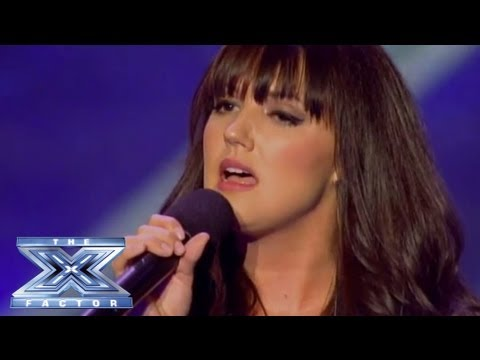 """Rachel Potter – Proves Her Point with """"Somebody to Love"""" by Queen – THE X FACTOR USA 2013"""