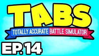 Totally Accurate Battle Simulator Ep.14 - CHALLENGE CAMPAIGN, UNIT POSSESSION! (Gameplay Let's Play)
