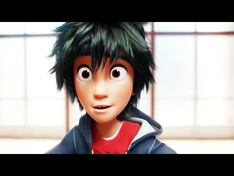 Big Hero 6 Trailer 2014 Disney Movie - Official [HD] thumbnail