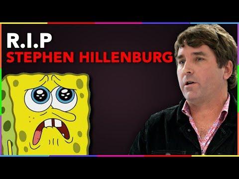 RIP Stephen Hillenburg Creator SpongeBob SquarePants