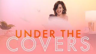 What Keeps Amanda Steele Up At Night? | Under The Covers by Cosmopolitan