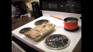 Cream Of Mushroom Soup & Pork Chops Over Rice