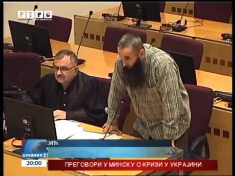 Počelo suđenje Bilalu Bosniću