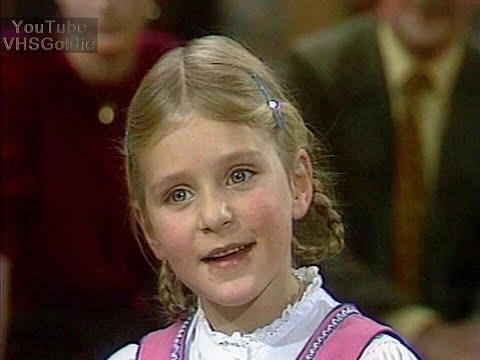 Stefanie Hertel - Ich wünsch' mir einen kleinen Teddybär - 1985