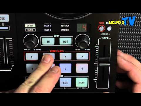 Native Instruments Traktor Kontrol S4 mk2 (mkII) First Look Walkthrough Demo