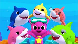 Video Baby shark different versions and games, Pinkfong sing and dance animal songs - Educational app MP3, 3GP, MP4, WEBM, AVI, FLV Juni 2019