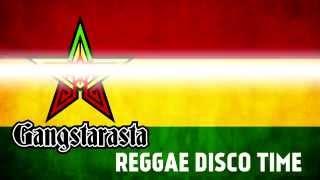 Gangstarasta - Reggae Disco ( Official Lyric Video )