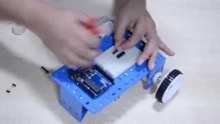 Arduino Robots : Line follower