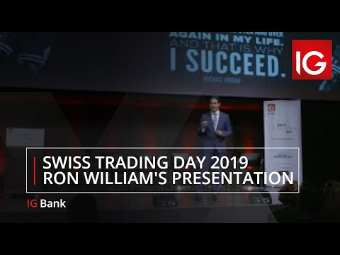 Ron William's presentation | Swiss Trading Day 2019