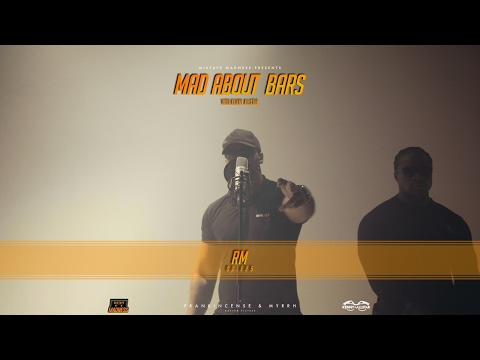 RM – Mad About Bars – #WeDontSayUckers!