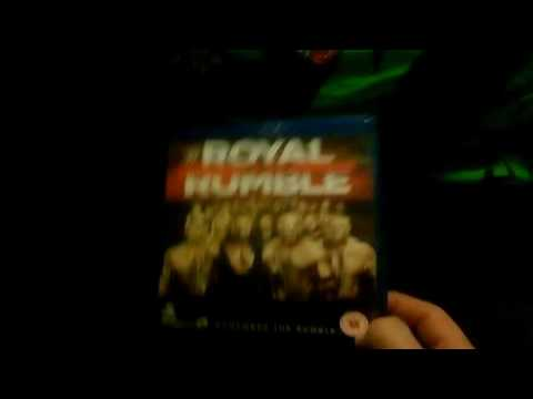 WWE Blu ray update ( remember the rumble)