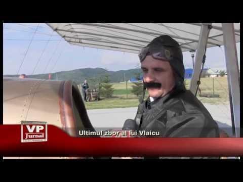 Ultimul zbor al lui Vlaicu